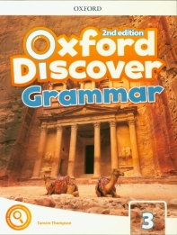 Oxford Discover Level. 3: Grammar Student Book
