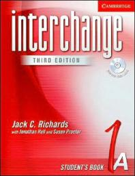 Interchange 3/e 1A(Student s Book)(CD1포함)