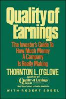 [해외]Quality of Earnings