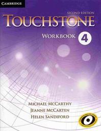 Touchstone. 4 Workbook