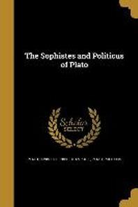 [해외]The Sophistes and Politicus of Plato (Paperback)