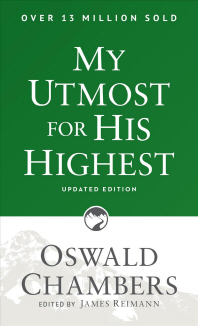 [해외]My Utmost for His Highest