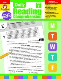 [해외]Daily Reading Comprehension, Grade 2