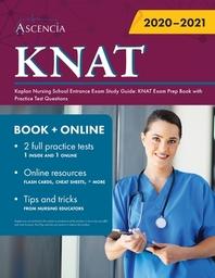 [해외]Kaplan Nursing School Entrance Exam Study Guide