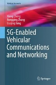 [해외]5g-Enabled Vehicular Communications and Networking