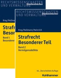 [해외]Strafrecht - Besonderer Teil Bd. 1 + Bd. 2 - Paket