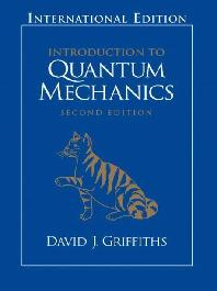 Introduction to Quantum Mechanics IE