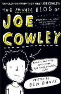 [해외]The Private Blog of Joe Cowley (Paperback)
