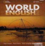 WORLD ENGLISH. 2(CLASSROOM AUDIO CD)(CD)