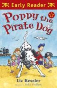Poppy the Pirate Dog. Liz Kessler