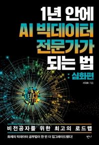 1년 안에 AI 빅데이터 전문가가 되는 법: 심화편
