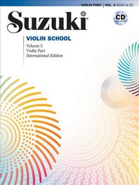 [해외]Suzuki Violin School, Vol 5 (Paperback)