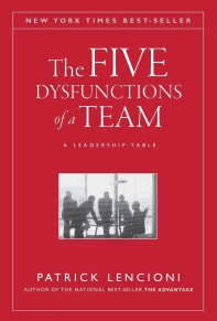 [해외]The Five Dysfunctions of a Team