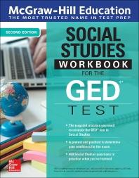[해외]McGraw-Hill Education Social Studies Workbook for the GED Test, Second Edition