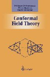 [해외]Conformal Field Theory