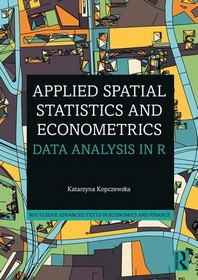[해외]Applied Spatial Statistics and Econometrics