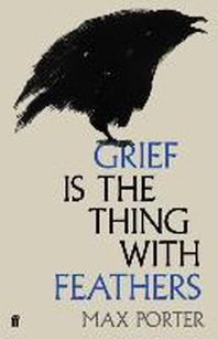 [해외]Grief is the Thing with Feathers (hardback)