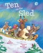 [해외]Ten on the Sled (Hardcover)