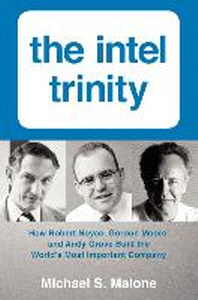 [해외]The Intel Trinity (Hardcover)