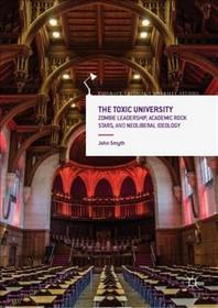 [해외]The Toxic University (Hardcover)