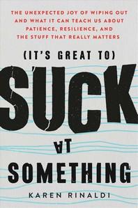 [해외]It's Great to Suck at Something (Hardcover)