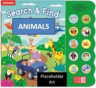 [해외]1st Search and Find Animals