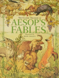 [해외]The Classic Treasury of Aesop's Fables