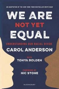 [해외]We Are Not Yet Equal (Hardcover)