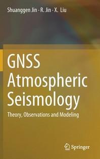 [해외]Gnss Atmospheric Seismology