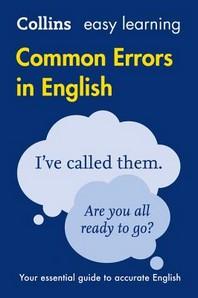 [해외]Collins Common Errors in English