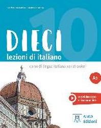 [해외]Dieci A1. Dieci A1/Kurs- Arbeitsbuch mit DVD-ROM