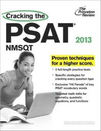 Cracking the PSAT(2013)