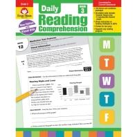[해외]Daily Reading Comprehension, Grade 3 (Paperback)