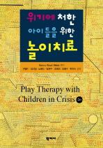 놀이치료(위기에 처한 아이들을 위한)
