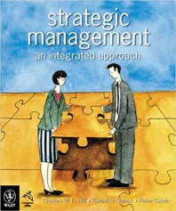 Strategic Management :an Integrated Approach