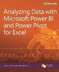 [해외]Analyzing Data with Power Bi and Power Pivot for Excel (Paperback)