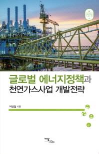 글로벌 에너지정책과 천연가스사업 개발전략
