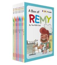 A Box of Remy 세트(PODO Friends)(전8권)