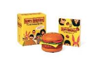 Bob's Burgers Talking Burger Button (Miniature Edition)