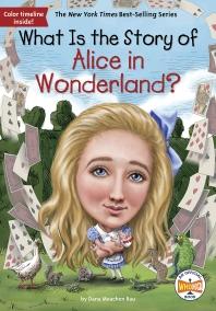 [해외]What Is the Story of Alice in Wonderland?