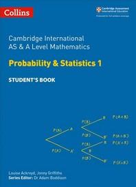[해외]Cambridge International as and a Level Mathematics Statistics 1 Student Book