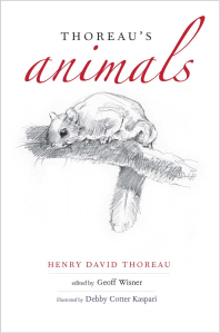 [해외]Thoreau's Animals (Hardcover)