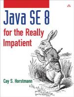 [해외]Java Se8 for the Really Impatient (Paperback)