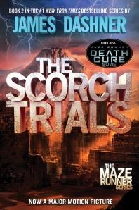 The Scorch Trials (Book 2)