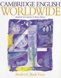 Cambridge English Worldwide 4 Student's Book