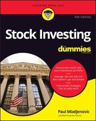[해외]Stock Investing for Dummies