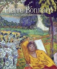 [해외]Pierre Bonnard Kalender 2022
