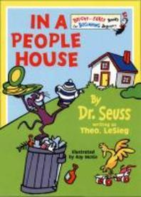 IN A PEOPLE HOUSE:BEB(HCBD00094) 맨앞페이지 약간의 연필사용 지우개로 지움