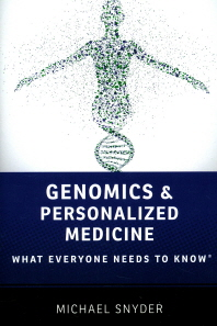 [해외]Genomics and Personalized Medicine