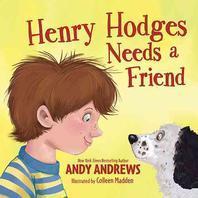 [해외]Henry Hodges Needs a Friend (Hardcover)